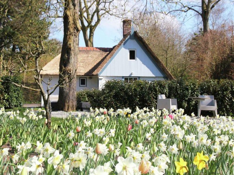 Romantisch huisje in Bergen