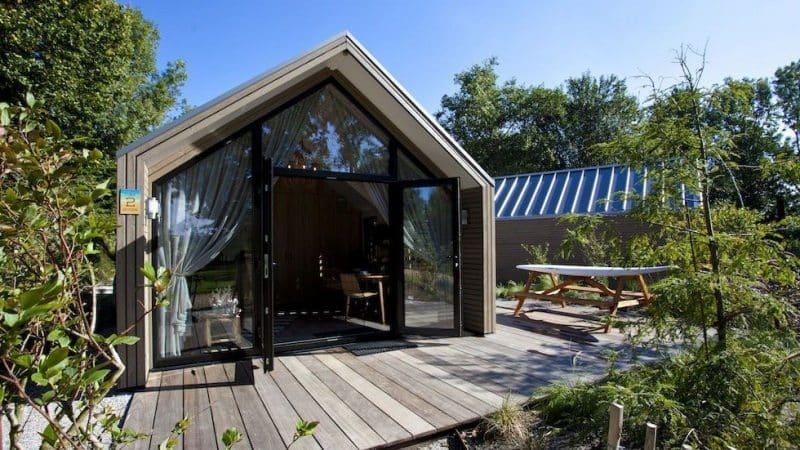 Tiny House Droompark Bad Hoophuizen