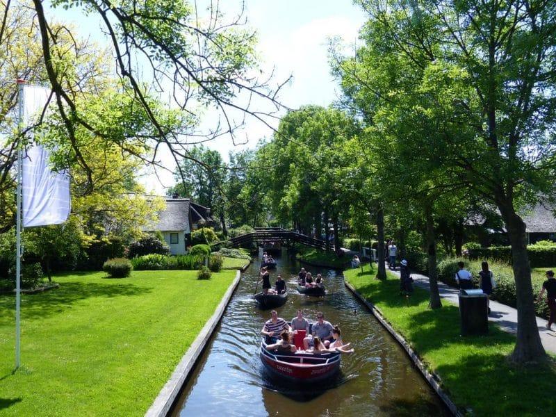 vakantiepark Giethoorn