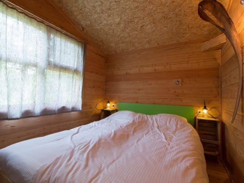 Slapen in een Youpi lodge