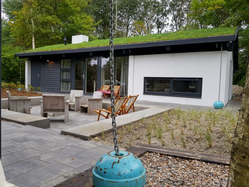 Vakantiehuis Fint Lauwersoog