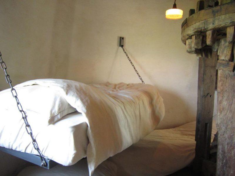 Overnachting in een Windmolen