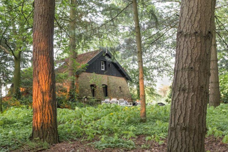 Bijzondere Overnachting in een Steenoven