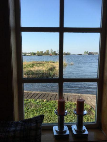 Bijzondere overnachting in Giethoorn