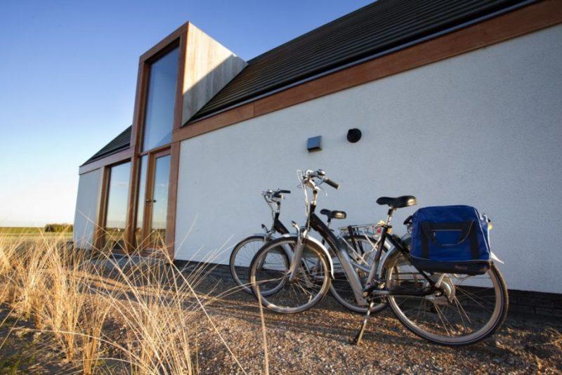 Natuurhuisje op Texel