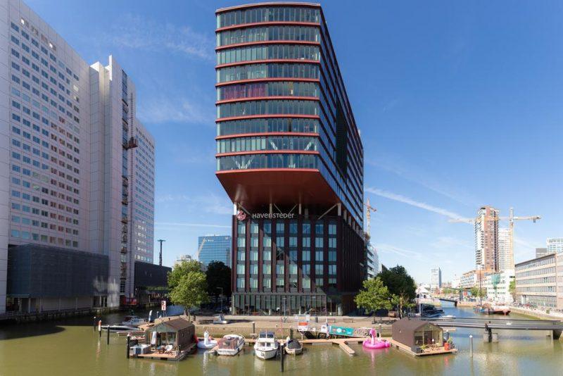 Wikkelboat Rotterdam
