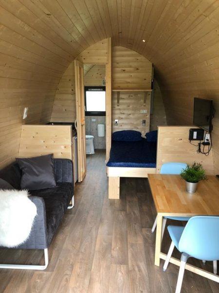 Woodlodge Camping Ginsterveld