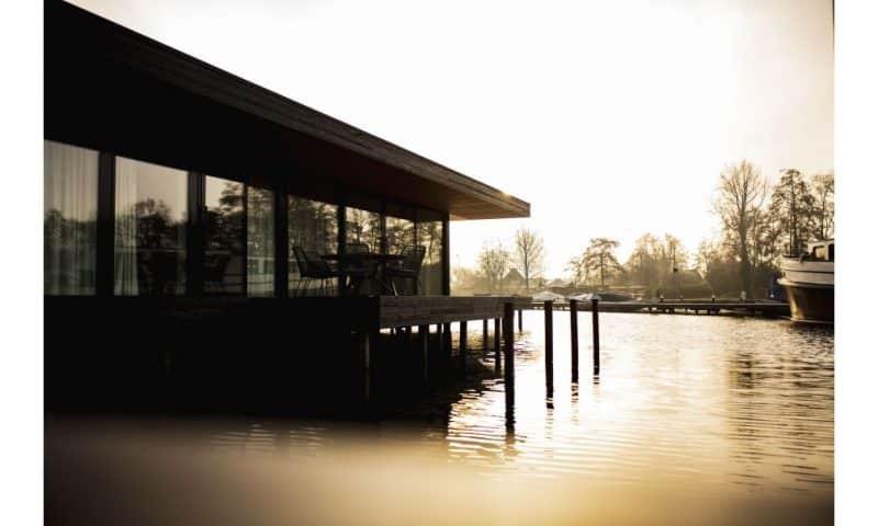 Natuurhuisje aan het Water