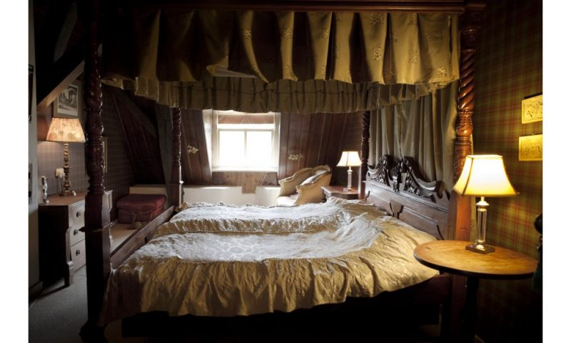 Slapen in een Kasteel