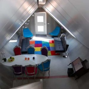Bijzonder overnachten in een luxe vakantiehuis in Drenthe