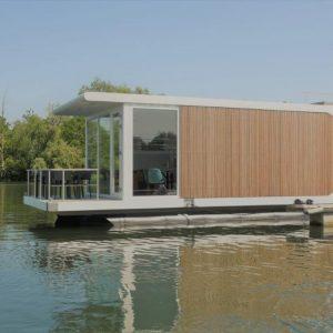 Houseboat Maastricht