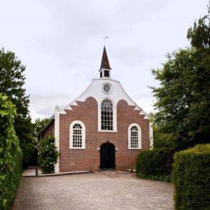 Kerkje van Gasselternijveen in Drenthe