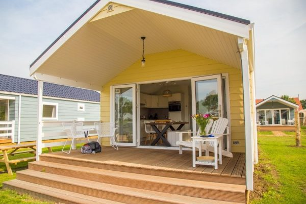 Lodge Camping Ardoer Pekelinge