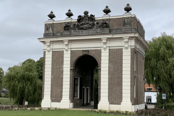 Oude Stadspoort van Middelburg