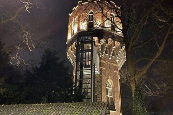 Overnachten in Watertoren van Middelburg