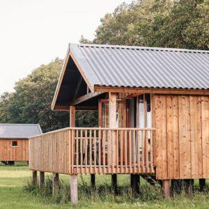 Overnachten in een Acker Lodge in Drenthe