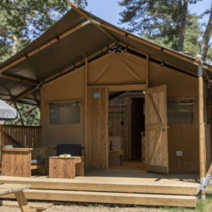 Safaritent Camping de Zandput