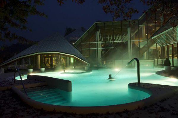 Sauna & Wellness resort Thermae 2000