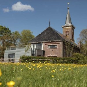 Slapen in een kerk in Easterwierrum