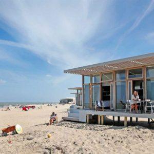 Strandhuisje Cadzand