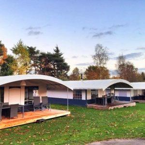 Tentvilla vakantiepark Ackersate