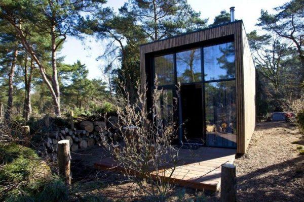 Tiny House Droompark Buitenhuizen