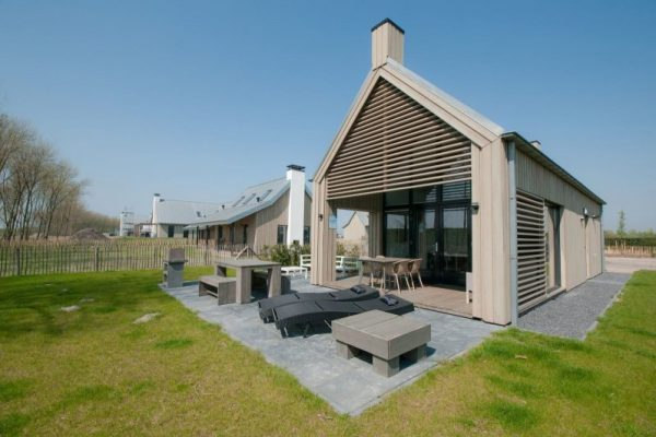 Tiny House Waterrijk Oesterdam