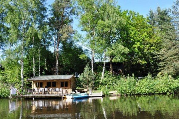 Vakantiehuis aan het Water