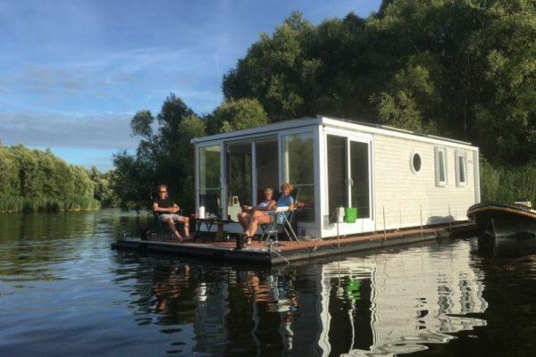 Woonboot Biesbosch
