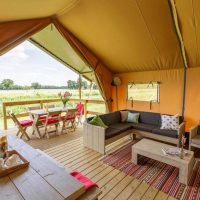 lodgetent Detweebruggen