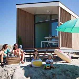 strandhuisje kijkduin
