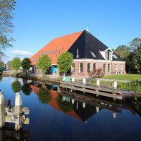 Comfortabel appartement in authentieke Friese boerderij